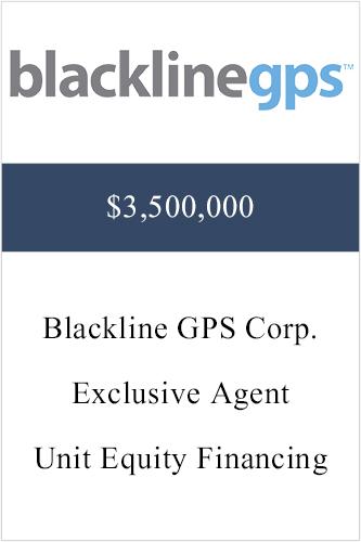 BlacklineGPS ($3,500,000)