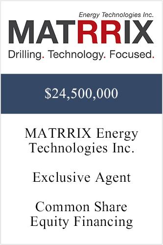 Matrrix ($24,500,000)