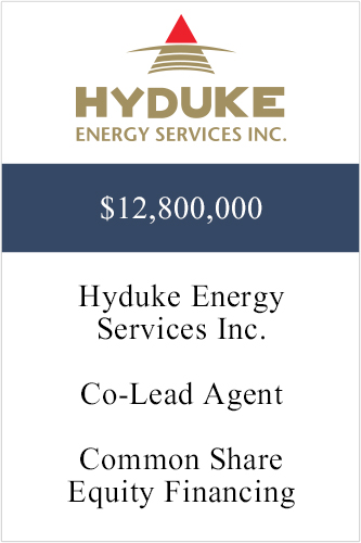 Hyduke ($12,800,000)