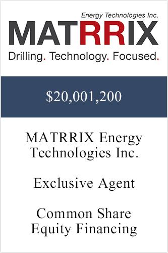 Matrrix ($20,001,200)